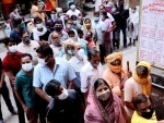 India reports 1.34 lakh COVID-19 cases, 2,887 deaths in 24 hours