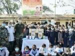Indian army organises Op Sadbhavana medical camp in Assam's Charaideo