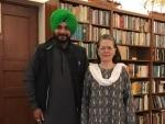 Punjab Congress infighting worsens, Navjot Singh Sidhu meets Sonia-Rahul