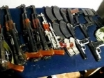 Kashmir: Huge cache of arms and ammunition recovered in Kupwara