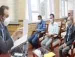Traders Federation Baramulla calls on Advisor Baseer Khan, highlight demands: Kashmir