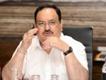 Congress, CPI-M are corrupt and power seekers: JP Nadda in Kerala
