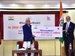 Nepal PM KP Sharma Oli thanks India for sending one million doses of COVID vaccine
