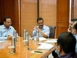 Arvind Kejriwal calls emergency meeting amid Covid surge in Delhi