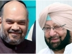 Captain Amarinder Singh meets Union Home Minister Amit Shah, fuels speculation of joining BJP