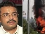 UP Police summons Union Minister's son Ashish after two arrests in Lakhimpur Kheri violence