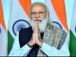 Startup India International Summit: Narendra Modi listens journey of Nepali businessman