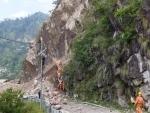 Himachal landslide leaves 11 dead, around 25-30 missing as vehicles trapped under debris