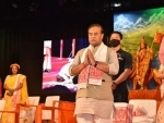 Himanta Biswa Sarma inaugurates 'Anna Mahotsav' in Assam's Nalbari