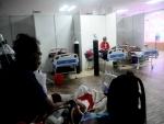 11 patients die after disruption in oxygen flow in a govt hosp in Andhra Pradesh