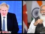 Narendra Modi, Boris Johnson attend virtual summit, 'Roadmap 2030' adopted