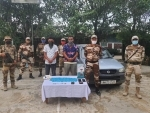 Two drug peddlers arrested with drugs in Manipur's Thoubal