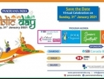 Panorama India virtually celebrates 72nd India's Republic Day during the weekend