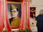 Netaji's Rashtrapati Bhawan portrait sparks row; TMC MP deletes tweet after claiming it resembles actor Prosenjit