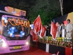 Free bus service for women and senior citizens flagged off in Guwahati