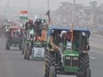 Delhi Police allows farmers' tractor rally after Republic Day function ends