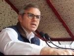 Omar Abdullah welcomes Indo-Pak renewed engagement on J&K