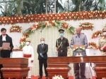 Ramesh Bais takes oath as tenth Governor of Jharkhand
