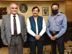 Anup Chandra Pandey takes over as new Election Commissioner