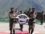 Eastern Army Commander visits forward areas in Arunachal Pradesh