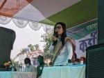 BJP MP seeks privilege motion against Mahua Moitra for Parliament speech on ex-CJI