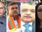 TMC delegation meets Prez Kovind, demands resignation of SG Tushar Mehta for 'meeting' Suvendu Adhikari