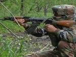 Jammu and Kashmir: LeT module busted, active militant, four OGWs arrested in Budgam