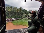 At least 21 killed as heavy rains lash Kerala; rescue ops continue