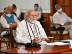 PM Modi attends election strategy session ahead of upcoming state elections