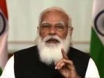 United by democratic values: PM Modi at Quad virtual summit