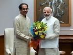 Maharashtra CM Uddhav Thackeray to meet PM Modi today, to discuss Maratha reservation