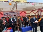 India builds Shree Himalaya Secondary School in Nepal