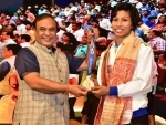 Assam showers awards on boxer Lovlina Borgohain, to name a road after her