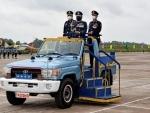 Air Chief Marshal RKS Bhadauria visits Bangladesh