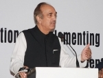 I appreciate that he doesn't hide his true self: Congress leader Ghulam Nabi Azad praises Narendra Modi