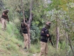 Poonch gunfight resumes, terrorists holed up