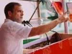 Attack on Indian state: Rahul Gandhi slams Modi over Pegasus