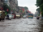 Normal life hit as heavy rain lashes Kolkata, leaves several areas waterlogged