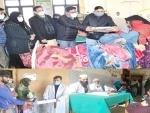 Jammu and Kashmir: DC Kishtwar felicitates mothers blessed with girl child