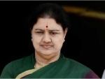 Jayalalithaa aide VK Sasikala tests Covid-19 positive