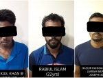 Kolkata Police STF arrests 3 suspected Jamaat-ul-Mujahideen terrorists