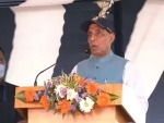 No terror incident in India by sea route after Mumbai 2008 due to augmentation of security capabilities: Rajnath Singh