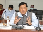 Sarbananda Sonowal reviews COVID-19 situation in Assam with DCs