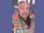 Senior BJP leader dies due to cardiac arrest in J&K's Baramulla