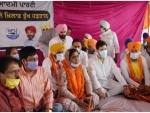 Punjab: Raghav Chadha joins hunger strike over SC scholarship scam