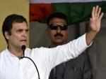 Looting from public: Rahul Gandhi slams govt over fresh LPG price hike