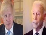 Boris Johnson expected to hold bilateral talks with Joe Biden during UNGA