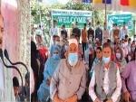 Kashmir: Union Minister of State for Defence, Tourism visits Kupwara
