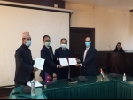 Government of India extends financial assistance to Nepal for construction of school building
