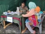 Indian army organises medical camp in Arunachal Pradesh's Anjaw